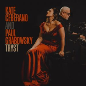 Tryst with Cate Ceberano cd cover