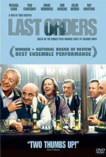 last orders fim poster
